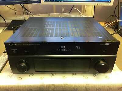 Yamaha RX-V1073 7.2 Channel Power Amplifier - Black