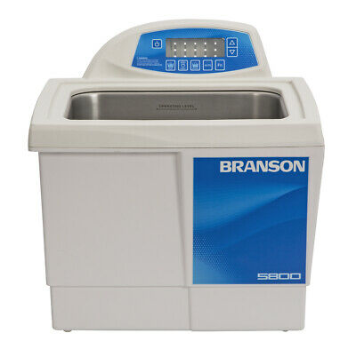 Branson CPX5800H Digital Heated Ultrasonic Cleaner , CPX-952-518R NEW