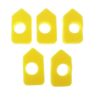 5Pcs Air Filter Foam Element Replaces for Briggs& Stratton 698369
