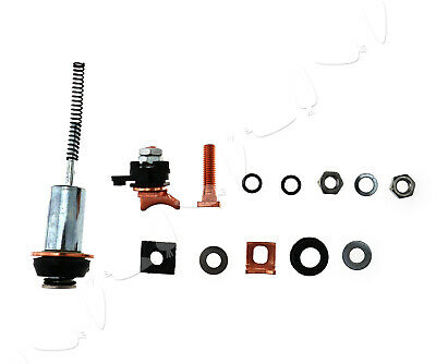 Professional Starter Motor Solenoid Repair Kit for Land Rover Discovery Defender