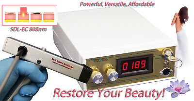 Professional Spider & varicose vein treatment removal machine for legs face nose