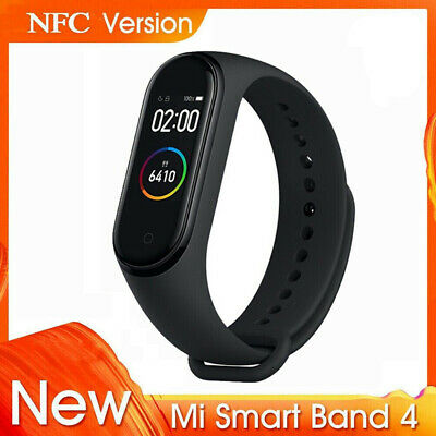 Xiaomi Mi Band 4 Bluetooth 5.0 Sport Tracker Smart Watch mit NFC Global Version