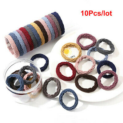 Accessories Lovely Girls Hair Ties Hair Rubber Band Elastic Women Hair Ropes