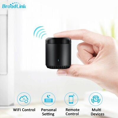 Broadlink RM Mini3 Universal Wireless WiFi +IR Remote Controller Timing for Home