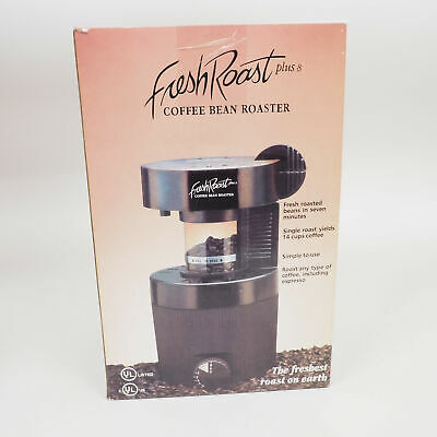 Fresh Roast Plus 8 Coffee Bean Roaster Model 401 Heater
