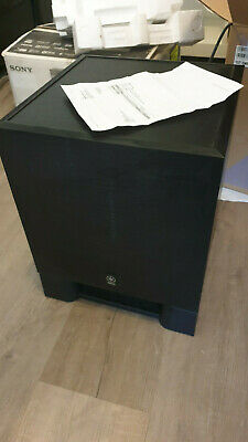 Yamaha YST-SW030 Powered Subwoofer In Excellent condition RRP$399