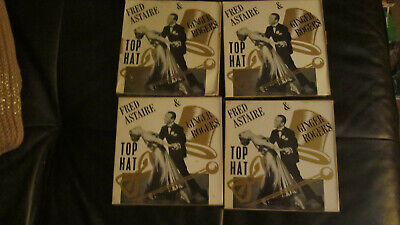 Fred Astaire Ginger Rogers Top Hat Super 8 Part Feature B/W Sound Cine 8Mm Film