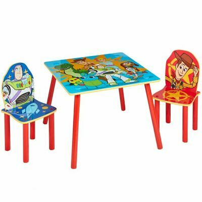 Toy Story Kids Table and 2 Chairs Set