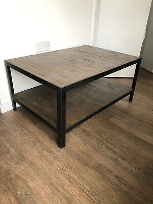 Gorgeous wooden coffee table only 6 months old