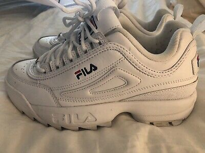 1063a385 NEW AUTHENTIC FILA Women's Disruptor 2 Premium Patent ...