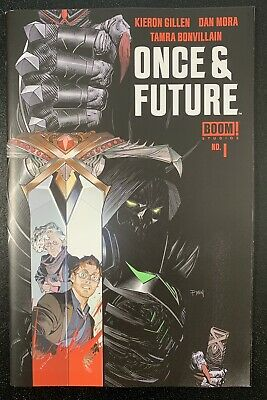 Once and Future #1 1st Print. (BOOM! Studios, 2019)