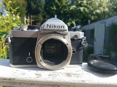 Nikon FM 35mm SLR Film Camera Body Only