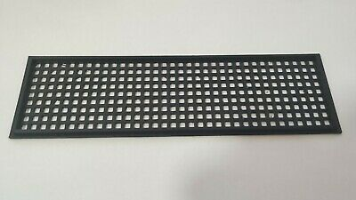 3D Printed Black Universal IO Shield Plastic Customisable Motherboard BackPlate