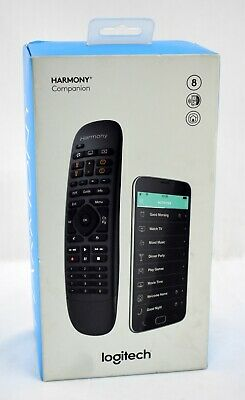 LOGITECH HARMONY COMPANION All in One Remote Control and