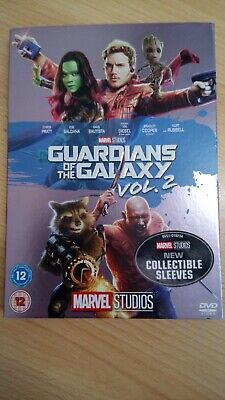 Guardians of The Galaxy: Vol. 2 - DVD, 2017. Collectable cardboard sleeve