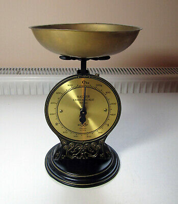 alte Waage - SALTER FAMILY SCALE No 46