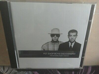 Cds....pet Shop Boys.... Discography...complete Singles Collection....1991...