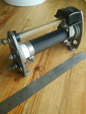 Vintage Sliding Variable Rheostat - Little used 3.3A 10.5 ohms