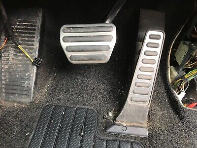 Range Rover L322 Supercharged Alloy Foot Brake Pedal & Accelerator Pedal Set