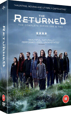The Returned Series 1 to 2 Complete Collection DVD