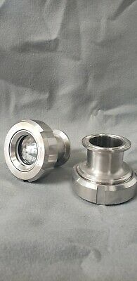 """1.5"""" Stainless Steel Sight Glass"""