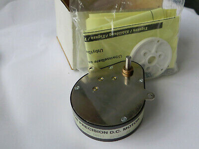Trident Engineering Ovoid Gearbox - 160:1 Ratio - NOS