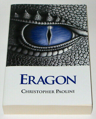 Eragon! True First Edition!(The Best Condition Obtainable!)Signed 2002 Pre Knopf