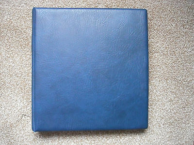 Stamp Album - Lindner 18 Ringbinder: With coloured pages Germany 2000-2004