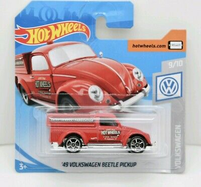 HOT WHEELS '49 BEETLE PICKUP Série Volkswagen n °9/10 - 2019 - New color 47/250