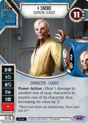 x1 Stealthy 105 Legendary Star Wars Destiny Way of the Force M//NM