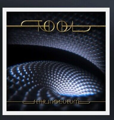 TOOL Fear Inoculum CD Release Aug 30 (Limited Edition Video Pack) IN HAND