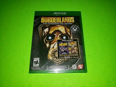 Borderlands The Handsome Collection Xbox One 1 BRAND NEW FACTORY SEALED Lot