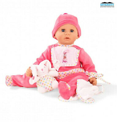 GOTZ Cookie Hot Pink Doll 48 cm