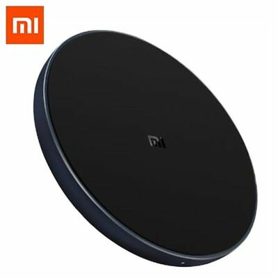 Original Xiaomi Smart 10W QI sans Fil Pad Chargeur Support For IPHONE XS Samsung