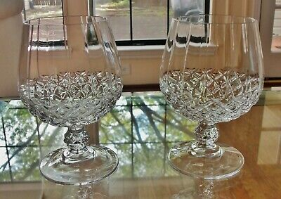 Crystal Glasses for Brandy / Cognac / Scotch snifter – Set of 2