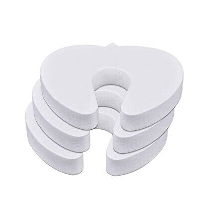6 x Door Guard Finger Protector Jammer Stopper Baby Child Kids Safety Foam Guard
