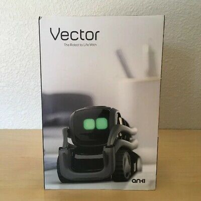 Anki - Vector Smart Automated Robot , The Robot To Life With #M12