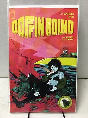 Coffin Bound #1 - First Printing - Sold Out - VF/NM (9.0) - Image Comics, 2019