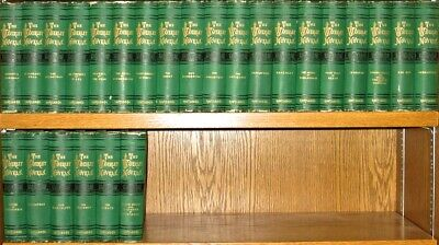 SIR WALTER SCOTT Works THE WAVERLY NOVELS!(VICTORIAN BINDINGS!)non Leather 1880!