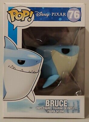 Funko Pop! Disney #76 Finding Nemo - Bruce - Vaulted/Retired Rare