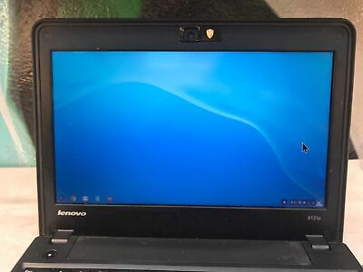 "Lenovo ThinkPad X131e 11.6"" Google Chromebook SSD / HDMI / USB 3.0 / Webcam"