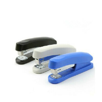 1Pc Labor-saving Type Stapler Office Desk Heavy Duty 20 Pages Capacity