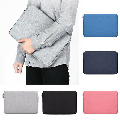 13.3/15.5'' Notebook Oxford Protect Case Sleeve Shockproof Laptop Bag Cover