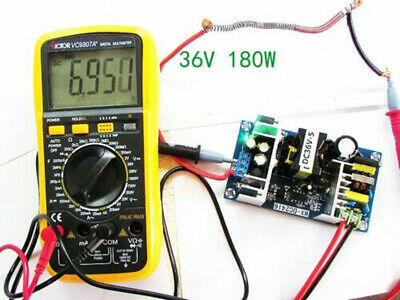 1Pcs New 36V 5A 180W High-power AC-DC Power Module Switching Power Supply Board