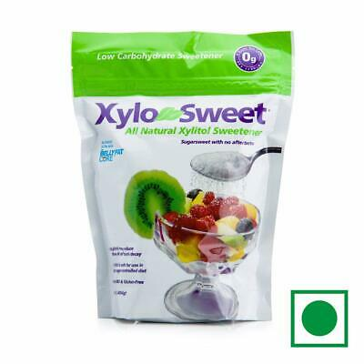 XyloSweet Non-GMO Xylitol -  Natural Sweetener Sugar Substitute,
