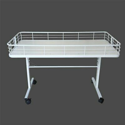 RETAIL CLEARANCE DUMP BIN Folding Promotional Table White Sale table