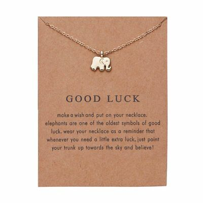 Fashion Women Animal Elephant Pendant Charms Necklace Wedding Bridal Jewelry New