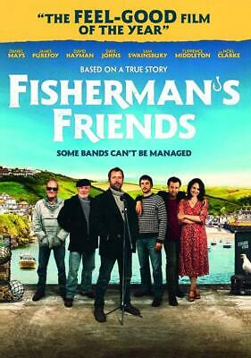 Fisherman's Friends (2019), DVD