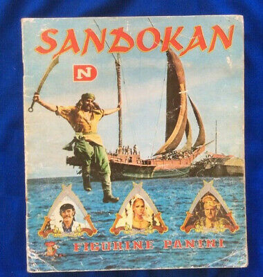 Sandokan Tv Series 4 X Dvd 1976 12350 Picclick