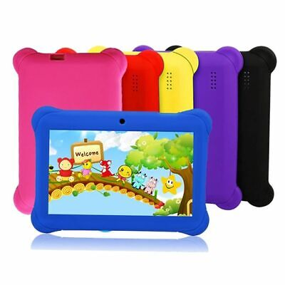 7-in Android Kids Tablet with 512MB RAM/8GB Storage (expandable up to 32GB) CA